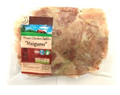 Picture of STL SIA - Chicken thigh marinated MAIGUMS, 1kg