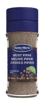 Picture of SANTA MARIA - Black pepper powder, 36g (box*6)