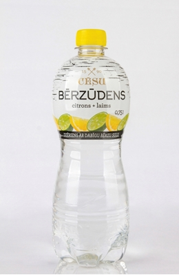 Picture of CESU ALUS - Birch water with lemon and lime, 0.75L (box*12)
