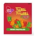 "Picture of Tutti Frutti - Jelly sweets ""Bears"", 15g (box*48)"