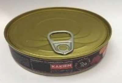Picture of LATVIJAS GALA - Beef, chicken and salmon canned cat food, 150g