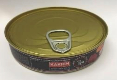 Picture of LATVIJAS GALA - Veal and chicken canned cat food, 150g