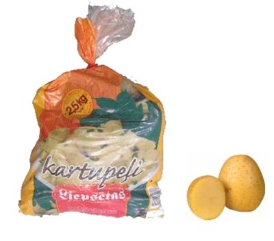 Picture of Potato GALA 2.5kg (box*8)