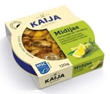 Picture of KAIJA - Mussels with lemon oil and timian 120g EO (box*10)