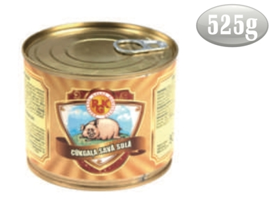 Picture of RGK - Pork in its own juice, 525g (box*24)