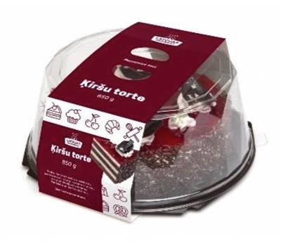 Picture of LATVIJAS MAIZNIEKS - Cherry cake 850g (box*2)