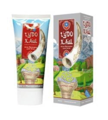 """Picture of SHUSTER FARM - """"ЧУДО ХАШ"""" - Miracle Hush gel- balm for joints and spine, 70g"""