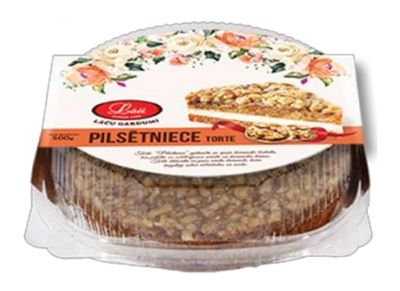"Picture of LACI - Cake ""Mademoiselle"" (plastic box), 500g (box*4)"