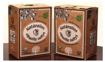 Picture of MUSU GOJUS - Natural Apple juice 5l