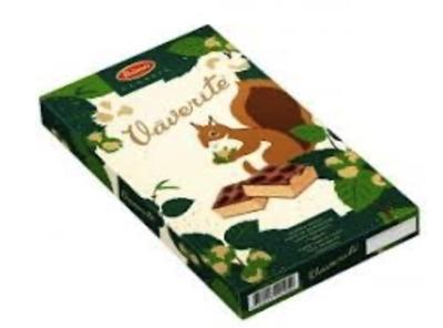 Picture of LAIMA - VĀVERĪTE wafer cake 350g (box*18)
