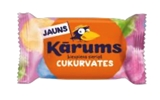 Picture of KARUMS - Glazed Curd Cheese Bar with Cotton candy flavor 45g (in box 40)