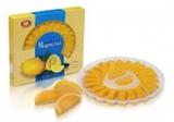 Picture of KONDIS - Jellies lemon slice 265g (box*12)