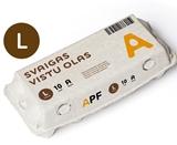 Picture of Oluksne - APF chicken eggs L size, 10pcs (box*20)