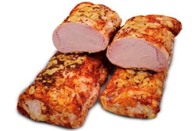 Picture of DESU FABRIKA - Hot smoked pork loin ~1kg £/kg