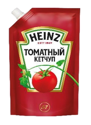 Picture of HEINZ - Ketchup 350g (box*16)