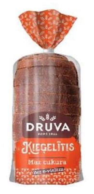 Picture of FAZER - Form Rye bread Druva 600g (box*12)