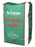 Picture of DOBELES DZIRNAVNIEKS - Ekstra wheat flour, 1kg (box*10)