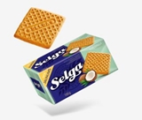 Picture of LAIMA - SELGA biscuits with cocounut taste 180g (box*48)