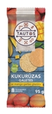 "Picture of VALDO - Corn cakes ""Tautas"" with mango coating 95g"