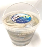 "Picture of KIMSS UN KO - Herring fillet in oil ""Matje"", 2kg (box*6) £/kg"