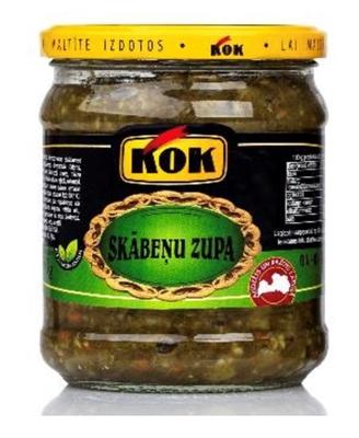 Picture of KOK - Sorrel soup 470g (box*8)