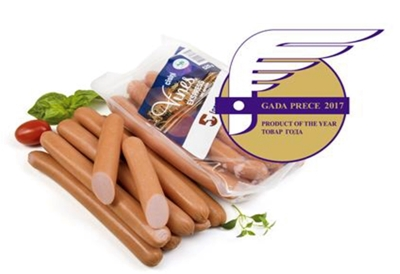 Picture of FOREVERS - Vienna sausages Express, 520g