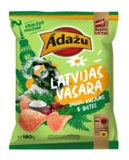 Picture of ADAZU - Chips with dill, sour cream and beetroot flavour 180g (box*18)