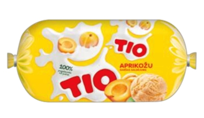 Picture of RPK - Tio Plombir Apricot flavoured 500 ml (box*24)