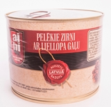 Picture of AIBI - Canned beef meat with grey peas 525g (box*24)