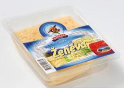 Picture of RANKAS PIENS - Cheese ZENEVAS 150g (box*18)