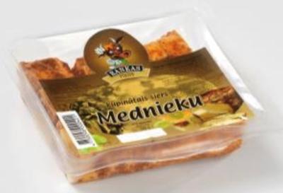 Picture of RANKAS PIENS - Cheese MEDNIEKU smoked 150g