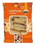 Picture of LATVIJAS MAIZNIEKS - Cookies TEJAS 200g (box*10)
