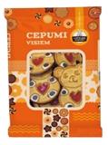 Picture of LATVIJAS MAIZNIEKS - Cookies LACUKS 200g (box*10)