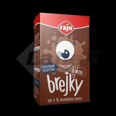 Picture of MILK FLAVORED CHOCOLATE 250ml BREJKY / ANTIVIRO RAJO (box*18)