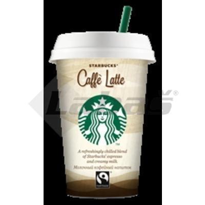 Picture of ICE COFFEE CAFFE LATTE 0,22l STARBUCKS (box*10)