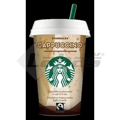 Picture of ICE COFFEE CAPPUCCINO 0.22l STARBUCKS (box*10)