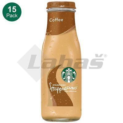 Picture of ICE COFFEE FRAPPUCCINO 0.25l STARBUCKS (box*8)