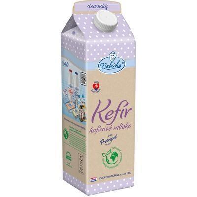 Picture of KEFIR 1.1% 950g ELO GRANDMA (box*8)