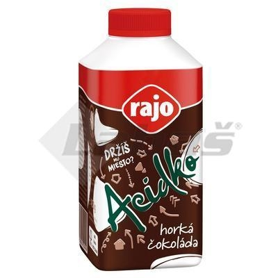Picture of MILK ACIDKO HOT CHOCOLATE 450g 1% RAJO (box*8)