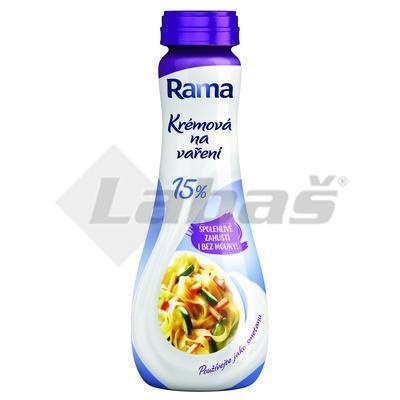 Picture of CREAMING RAMMA CREAM 15% 250ml PET (box*12)