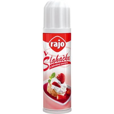 Picture of WHIPPED SPRAY 250ml RAJO
