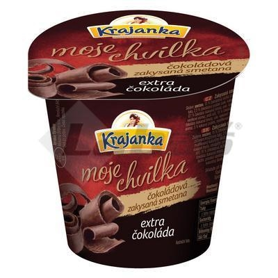 Picture of SOUR CREAM DESSERT EXTRA CHOCOLATE 130g MY LONG TIME
