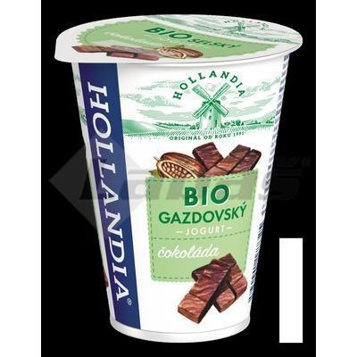 Picture of ORGANIC ORGANIC CHOCOLATE GAZDOV 180g HOLLANDIA