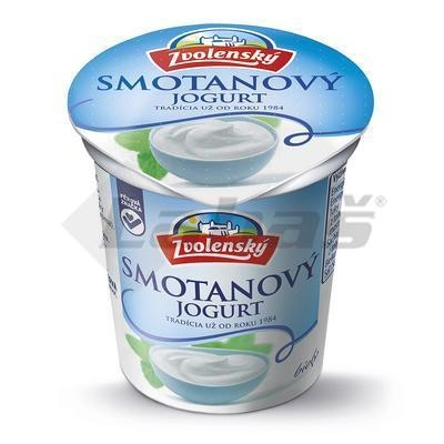 Picture of CREAM YOGHURT WHITE 145g SELECTED