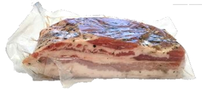 Picture of SOLVIND - Salted pork belly with spices ~300g £/kg