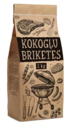 Picture of Charcoal (briketes) 2kg