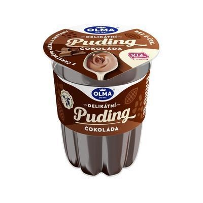 Picture of CHOCOLATE PUDDING DELICATE 150g OLMA GLUTEN-FREE