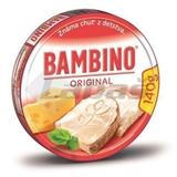 Picture of BAMBINO ORIGINAL CHEESE 140g ROUND THREE.