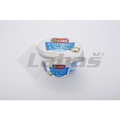 Picture of CHEESE COTTAGE CHEESE WHITE 180g SABI