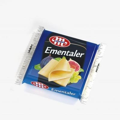 Picture of CHEESE EMENTALER MELT SLICES 130g MILK